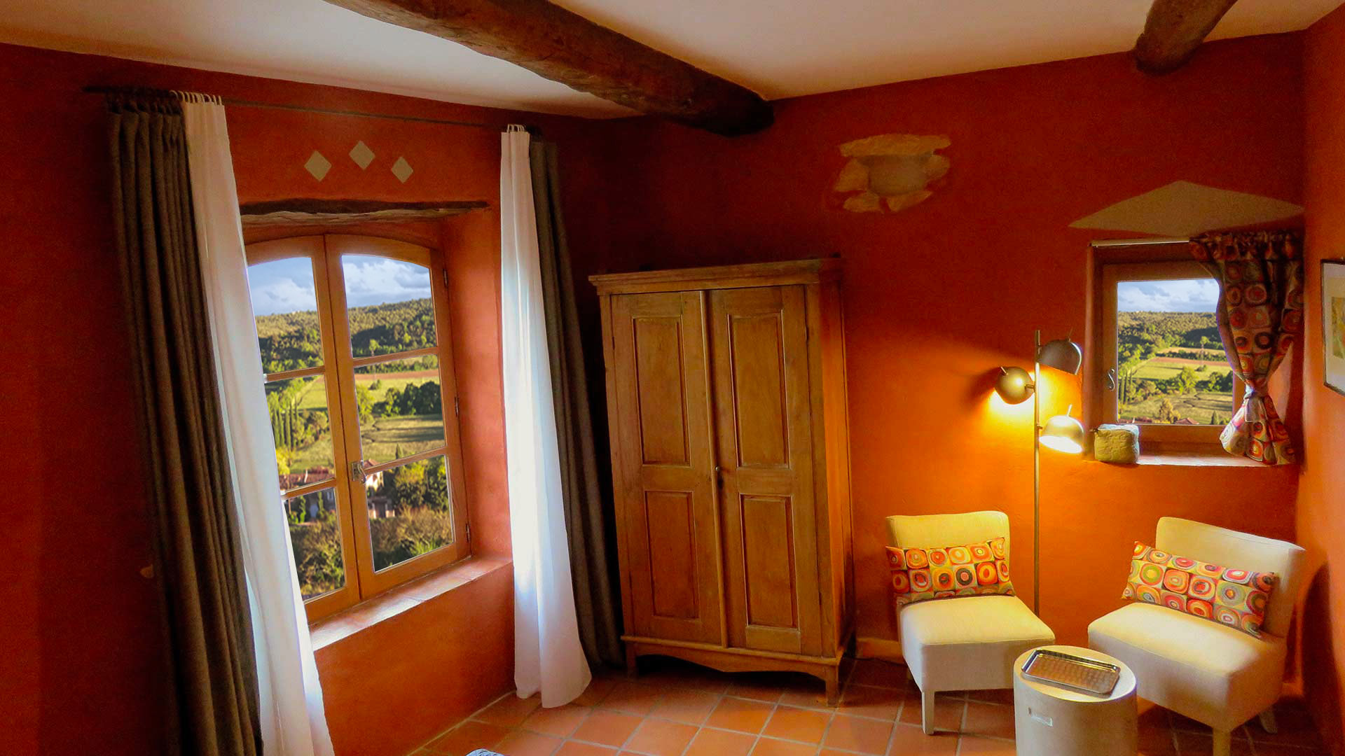 Les buis de Lussan | Chambres d'hôtes