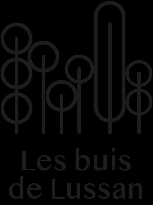 Les buis de Lussan Logo